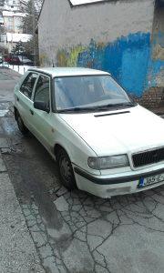 Škoda Felicia reg do 14.2.2020.
