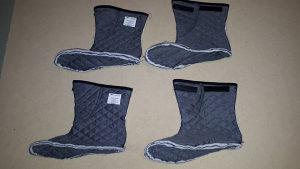 Uložak futrovani za američke vojne čizme, 2 para