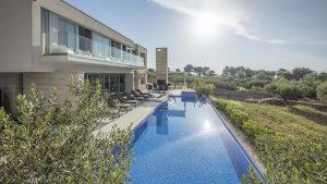 Moderna vila na otoku Braču