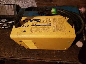 Aparat za varenje GYS Francuska bez kablova