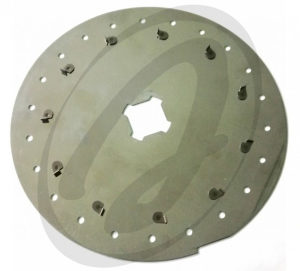 Sijača ploča 22 rupe, fi 4.5 mm. Za kukuruz.