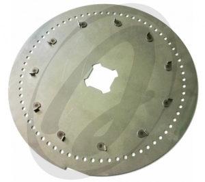Sijača ploča 70 rupa, fi 3.5 mm. Za soju, suncokret