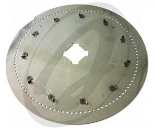 Sijača ploča 100 rupa, fi 2.5 mm. Za suncokret