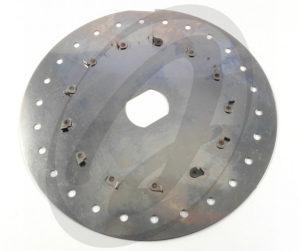 Sijača ploča 20 rupa, fi 5.5 mm. Za kukuruz