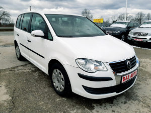 VW TOURAN 1.9 TDI, BLUEMOTION, 2009 GODINA