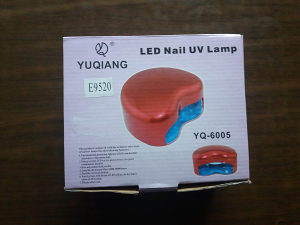 Sušač za nokte LED UV