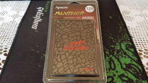Apacer PANTHER SSD SATA III 6GB/s 550mb/s