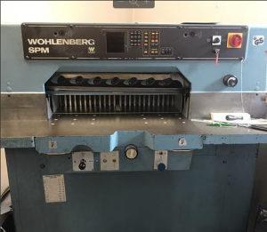 Grafički nož Wohlenberg 76 SPM
