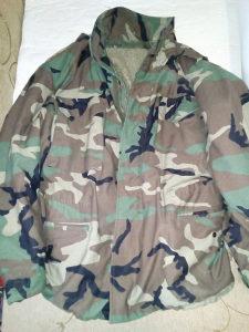 Alpha vojna jakna