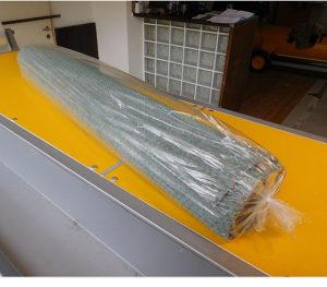 Vreće za pakovanje opranih tepiha
