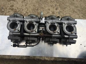 Honda cbr 600f karburatori