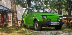 Fiat 500 Peglica