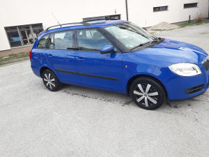 Fabia 1.9 TDI 77KW 2010.GOD