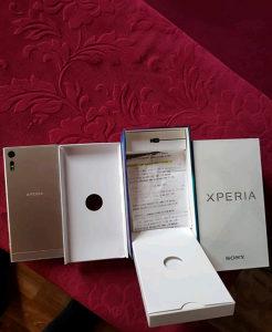 Mobitel Sony Xperia xz