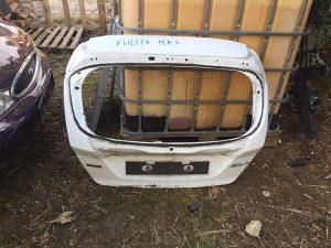 Gepek hauba Ford Fiesta MK7