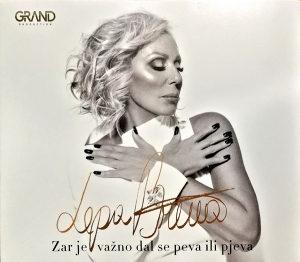 Lepa Brena CD Novi Album