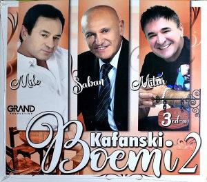 Kafanski Boemi br.2 3CD-a
