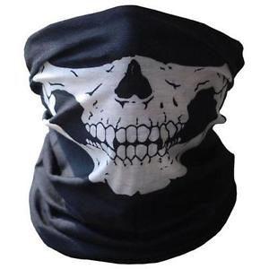 Skull maska za lice kostur maska za lice bandana