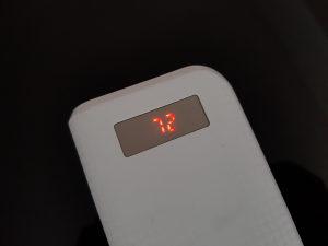 Power bank sa indikatorom (10000 mAh) eksterna baterija
