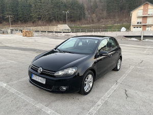 VW GOLF VI 6 2.0 TDI HIGHLINE