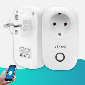 Pametna utičnica Sonoff S20 Wifi