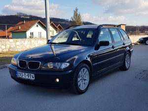 BMW 320d Touring, 110 KW, FACELIFT - EXTRA STANJE!