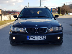 BMW 320d 150 PS FACELIFT - EXTRA STANJE!