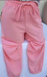 Amisu ljetne hlače,lagane,ne guzvaju se vel.L