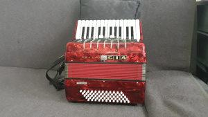 Harmonika 60 bas Delicia
