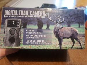 Lovačka kamera