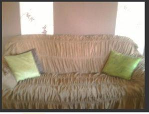 Navlaka za dvosjed i fotelju
