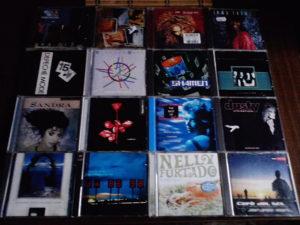 30 cd lot - electro,sinth pop,soul,disco