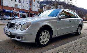 Mercedes E200 CDI 2004.Bez ulaganja.