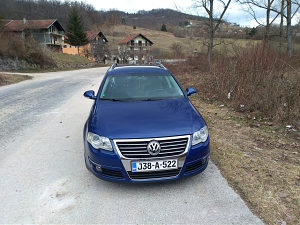 Passat B6 4 Motion Highline