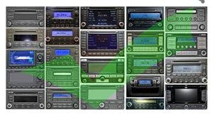 Bluetooth Audio Interface vw. Audi