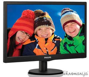 "Monitor 19"" Philips 193V5LSB2/10 LED"