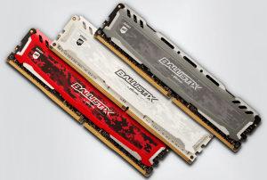 Crucial Ballistix Sport 8GB DDR4 3000MHz