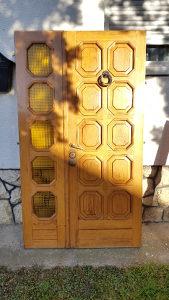 Vrata ulazna (drvena)