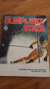 Knjiga olimpijske staze zoi 84