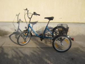 triciklo za odrasle