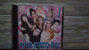 Folk Disco Mix CD 1