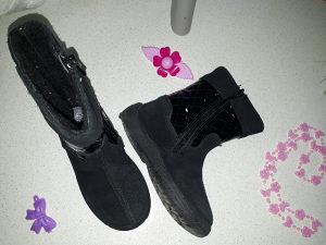 Cizme za djevojcice(PLANIKA 25broj)