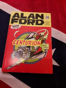 Alan Ford, br. 36 (super klasik)