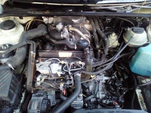 Motor 1,9 td golf pasat seat ko nov u autu jos komplet