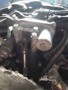 Zaklopka Usisne Grane Audi A4 3.0TDI Adis