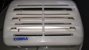 Lampa za unistavanje kukaca COBRA