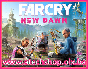 Far Cry New Dawn | STEAM GIFT | UPLAY KEY | XBOX - PS4