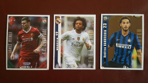 Slicice Fudbaleri Trading cards