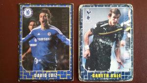 Slicice i karte - David Luiz i Gareth Bale