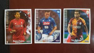 Slicice i karte - Fudbaleri Trading cards